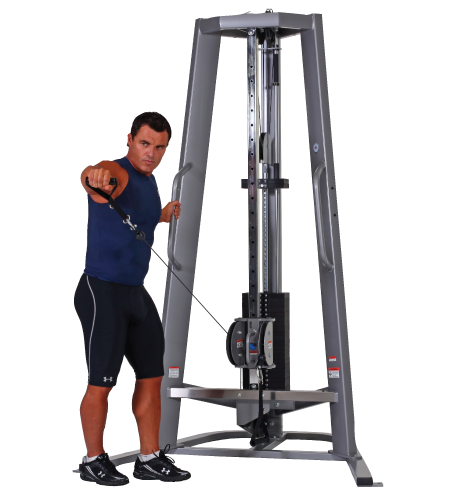 F3 Adjustable Tower Pulley System Free Standing F3atfs